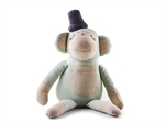 Södahl Magic Forest Monty Monkey bamse grøn - Fransenhome