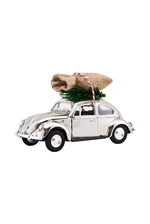 House Doctor XMAS CAR chrome 12,5 cm - Fransenhome